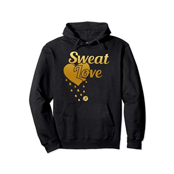 sweat Love hoodie